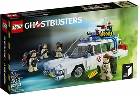 LEGO Ghostbusters Set #21108 Ecto-1 New!
