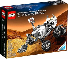 LEGO Set #21104 NASA Mars Science Laboratory Curiosity Rover (Coming Soon)