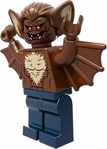 LEGO DC Comics Super Heroes LOOSE Minifigure Man-Bat