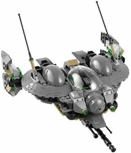 LEGO DC Comics Super Heroes LOOSE Vehicle Black Zero Dropship