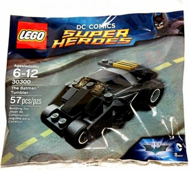 LEGO DC Comics Super Heroes Set #30300 Batman Tumbler [Bagged] New!