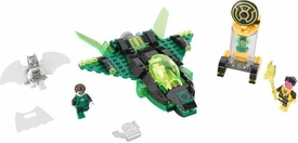 LEGO DC Comics Super Heroes Set #76025 Green Lantern vs. Sinestro Pre-Order ships October