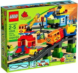 LEGO DUPLO Set #10508 Deluxe Train Set