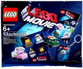 LEGO The Movie Exclusive Set #5002041 Promo Set [Bagged]