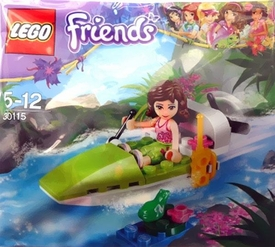 LEGO Friends Promo Set #30115 Olivia's Boat [Bagged] (Coming Soon)