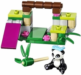 LEGO Friends Promo Set #41049 Panda in the Bamboo (Coming Soon)