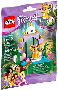 LEGO Friends Set #41042 Tiger's Beautiful Temple