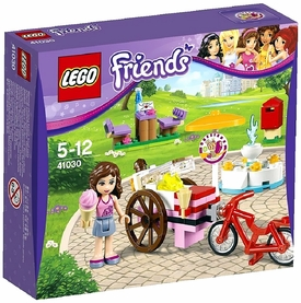 LEGO Friends Set #41030 Olivia's Ice Cream Bike New!