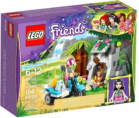 LEGO Friends Set #41032 First Aid Jungle Bike New!