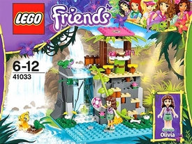 LEGO Friends Set #41033 Jungle Falls Rescue Pre-Order ships July