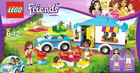 LEGO Friends Set #41034 Summer Caravan New!