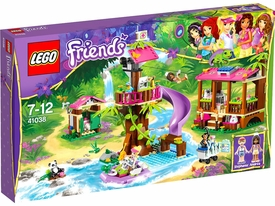 LEGO Friends Set #41038 Jungle Rescue Base New!