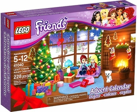 LEGO Friends Set #41040 2014 Friends Advent Calendar New!