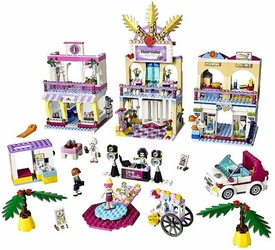 LEGO Friends Set #41058 Heartlake Shopping Mall New!