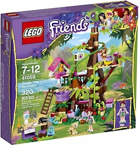 LEGO Friends Exclusive Set #41059 Jungle Tree House