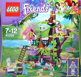 LEGO Friends Set #41059 Jungle Tree House New!