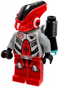 LEGO Galaxy Squad LOOSE Robot Sidekick [Red]
