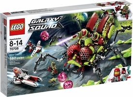LEGO Galaxy Squad Set #70708 Hive Crawler