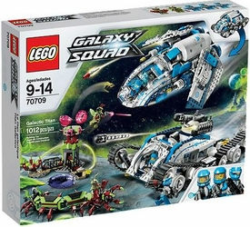 LEGO Galaxy Squad Set #70709 Galactic Titan New!