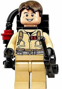 LEGO Ghostbusters LOOSE Minifigure Ray Stanz