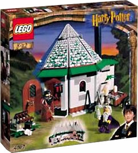 LEGO Harry Potter and the Sorcerer's Stone Set #4707 Hagrid's Hut