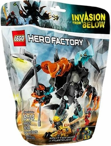 LEGO Hero Factory Set #44021 Splitter Beast  VS. Furno & Evo