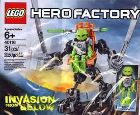 LEGO Hero Factory Set #40116 HF Hero Minimodel [Bagged] (Coming Soon)