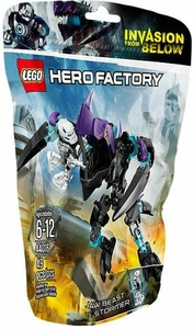 LEGO Hero Factory Set #44016 JAW Beast vs. STORMER