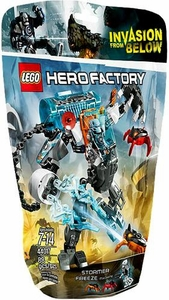 LEGO Hero Factory Set #44017 STORMER Freeze Machine