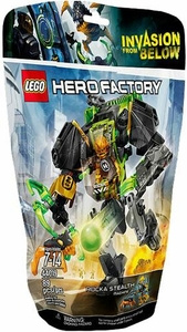 LEGO Hero Factory Set #44019 ROCKA Stealth Machine
