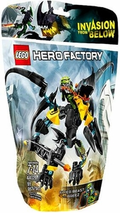 LEGO Hero Factory Set #44020 FLYER Beast vs. BREEZ