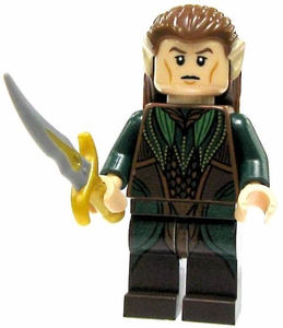 LEGO Hobbit LOOSE Mini Figure Mirkwood Elf with Sword