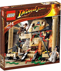 LEGO Indiana Jones Set #7621 Indiana Jones and the Lost Tomb