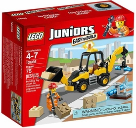 LEGO Juniors Set #10666 Digger