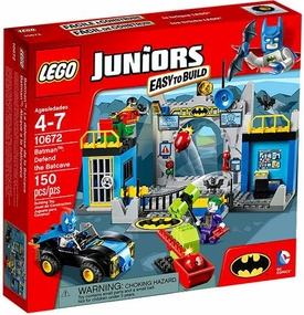 LEGO Juniors Set #10672 Batman: Defend the Batcave