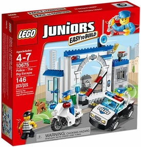 LEGO Juniors Set #10675 The Big Escape