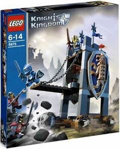 LEGO Knights Kingdom Set #8875 King's Siege Tower
