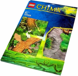 LEGO Legends of Chima Outlands Playmat