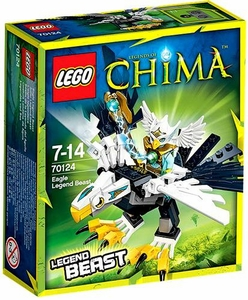 LEGO Legends of Chima Set #70124 Eagle Legend Beast New!