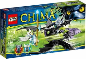 LEGO Legends of Chima Set #70128 Braptors Wing Striker New!