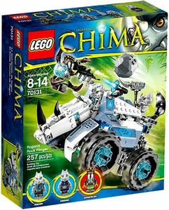 LEGO Legends of Chima Set #70131 Rogons Rock Flinger