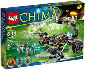 LEGO Legends of Chima Set #70132 Scorms Scorpion Stinger New!