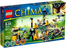 LEGO Legends of Chima Set #70134 Lavertus Outland Base