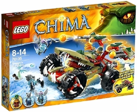 LEGO Legends of Chima Set #70135 Cragger's Fire Striker