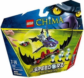 LEGO Legends of Chima Set #70137 Bat Strike New!