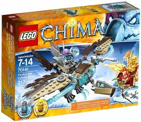 LEGO Legends of Chima Set #70141 Vardy's Ice Vulture Glider