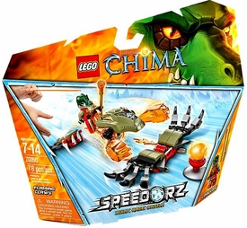 LEGO Legends of Chima Set #70150 Flaming Claws