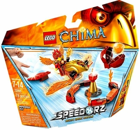 LEGO Legends of Chima Set #70155 Inferno Pit