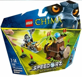 LEGO Legends of Chima Speedorz Set #70136 Banana Bash New!