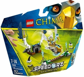 LEGO Legends of Chima Speedorz Set #70139 Sky Launch New!
